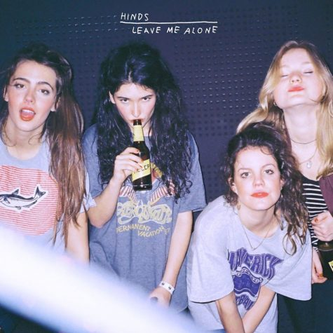"WVAU's #7 Album of the Year: ""Leave Me Alone"" by Hinds"
