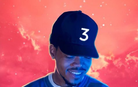 "WVAU's #1 Album of 2016: ""Coloring Book"" by Chance the Rapper"