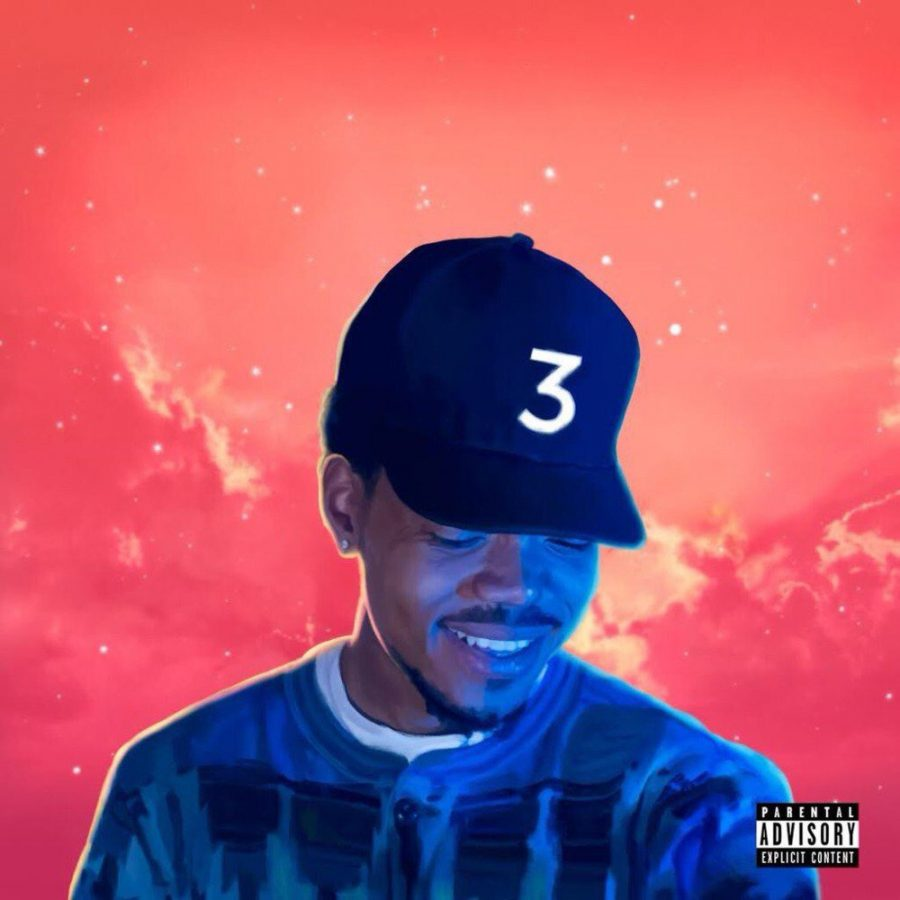 """WVAU's #1 Album of 2016: """"Coloring Book"""" by Chance the Rapper"""