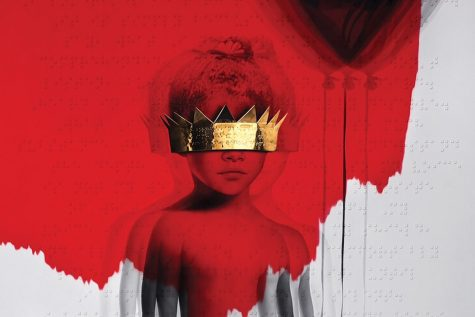 "WVAU's #10 Album of 2016: ""ANTI"" by Rihanna"