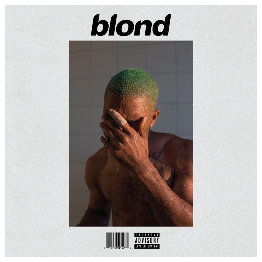 """WVAU's #4 Album of 2016: """"Blonde"""" by Frank Ocean"""