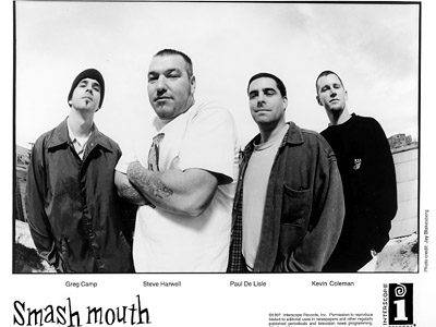 """""""Nervous in the Alley:‰"""" Why Pre """"All Star‰"""" Smash Mouth is the best Smash Mouth"""