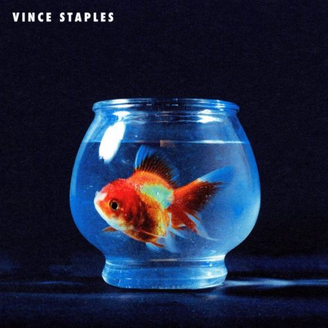 WVAU's #8 AOTY: Big Fish Theory by Vince Staples