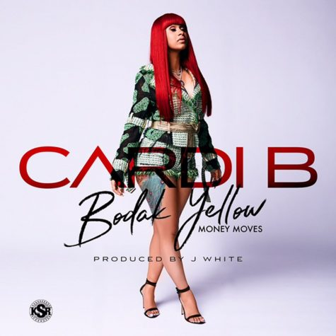 "WVAU's #3 SOTY: ""Bodak Yellow"" by Cardi B"