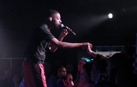 Review: Brent Faiyaz 2/09 at Union Stage