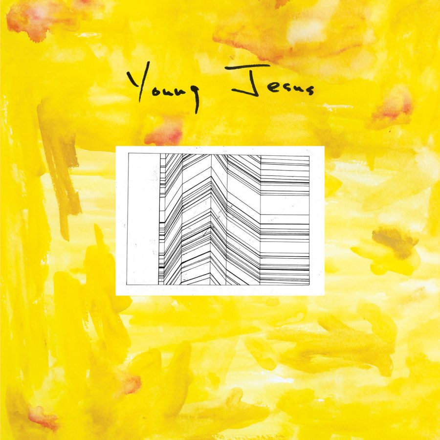 REVIEW: Young Jesus - The Whole Thing is Just There