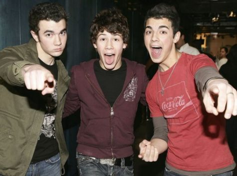 The Jonas Brothers Broke the Internet