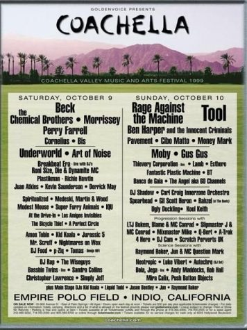 The Death of Rock in the Desert: Coachella Then vs Now