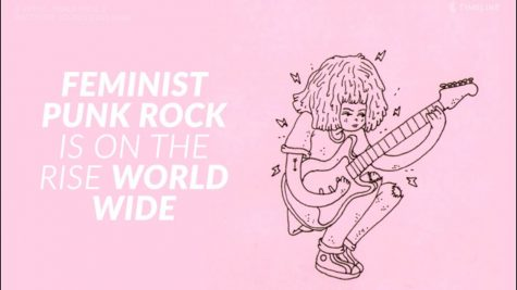 Feminist Punk in the UK