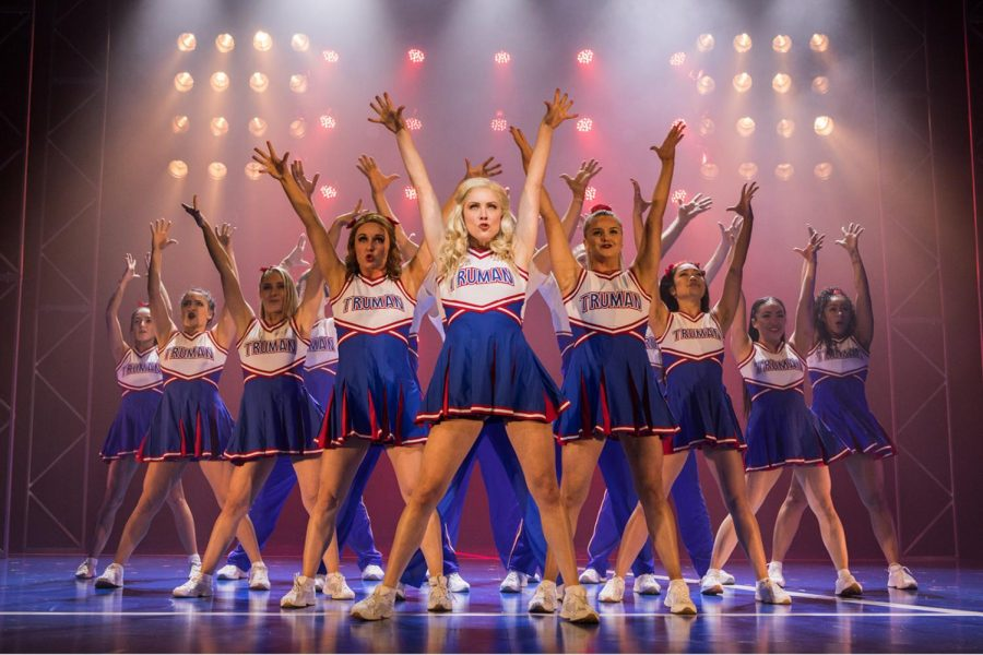 Bring It On: Cheer on Broadway