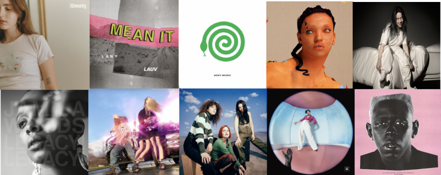 WVAU's 2019 Songs of the Year