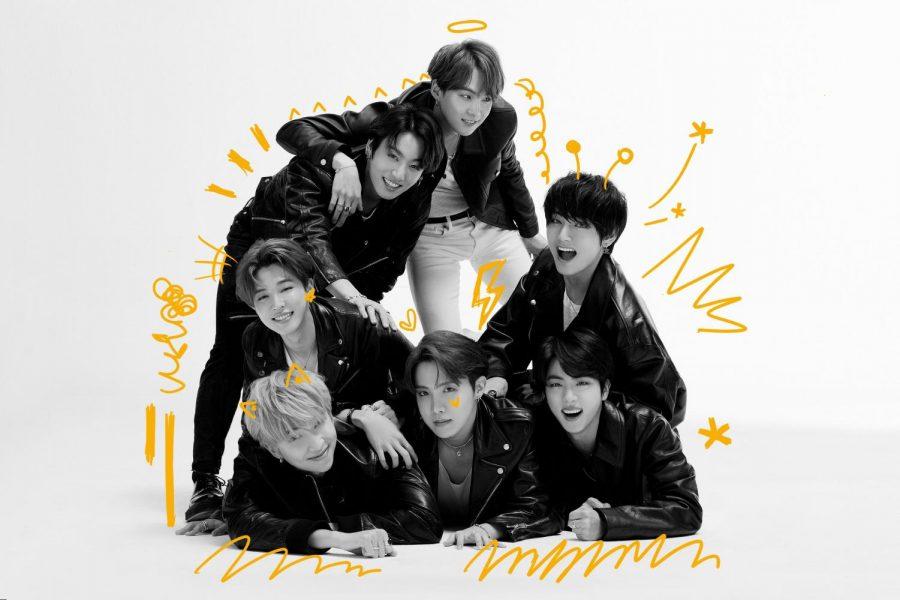 BTS+Members
