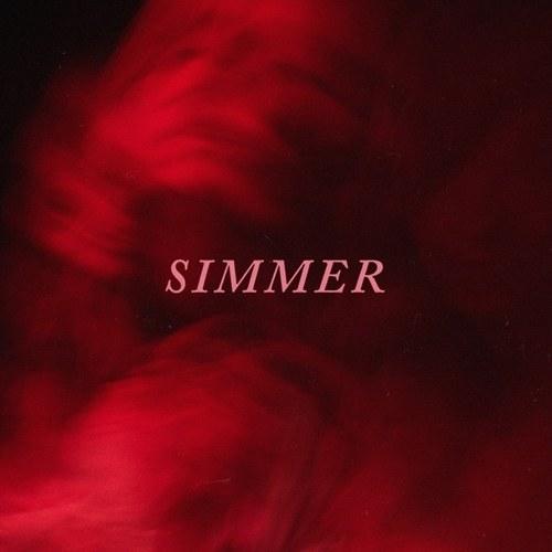 Hayley Williams Simmer album art