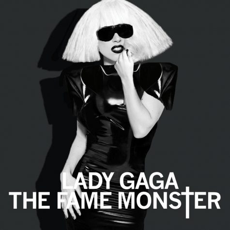 The Fame Monster Album Cover