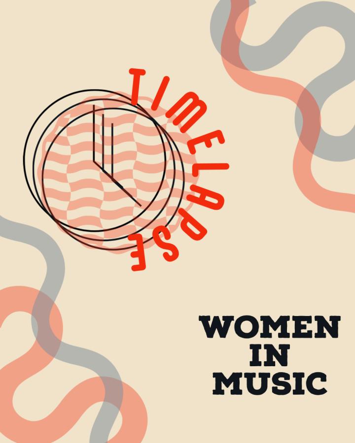 Timelapse: Women in Music