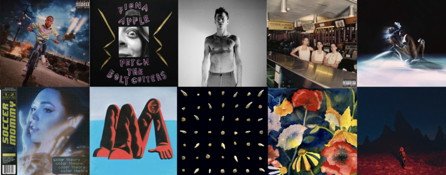 WVAU's 2020 Albums of the Year