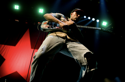 Tom Morello. Image Credit: Max Whittaker - Getty Images