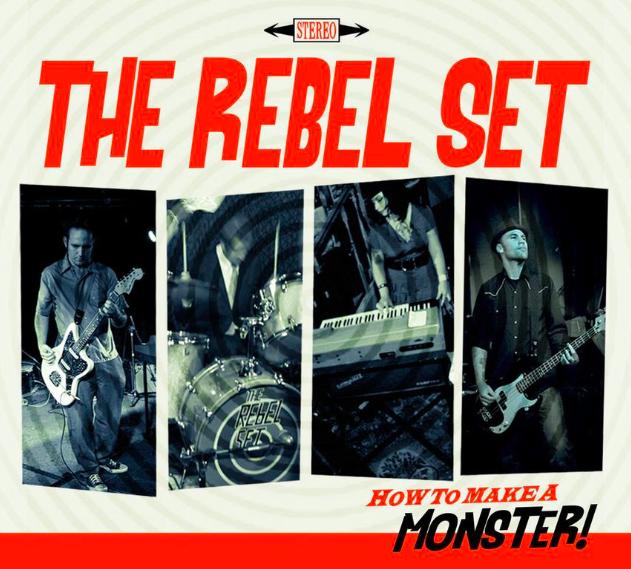 The Rebel Set ‰ÛÒ How to Make a Monster (Burger/Silver Hornet)