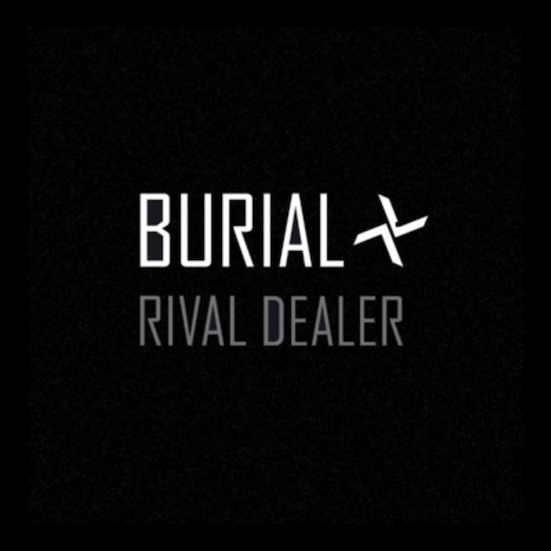 Burial-Rival Dealer (Hyperdub)