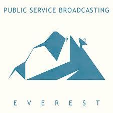 Public Service Broadcasting - Everest - Single (Test Card)