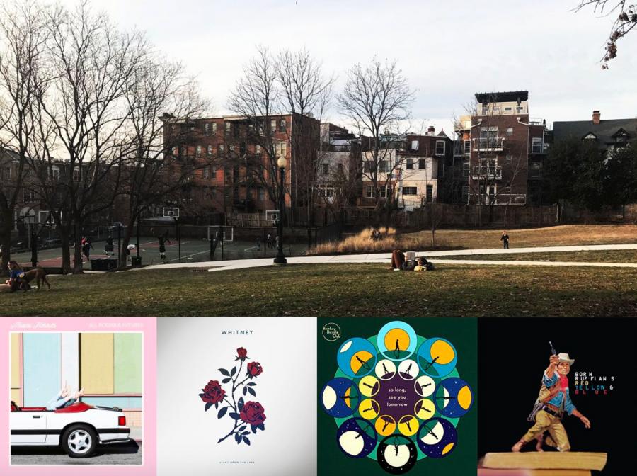 So Many Colours Fill the Sky: Miami Horror, Whitney & More