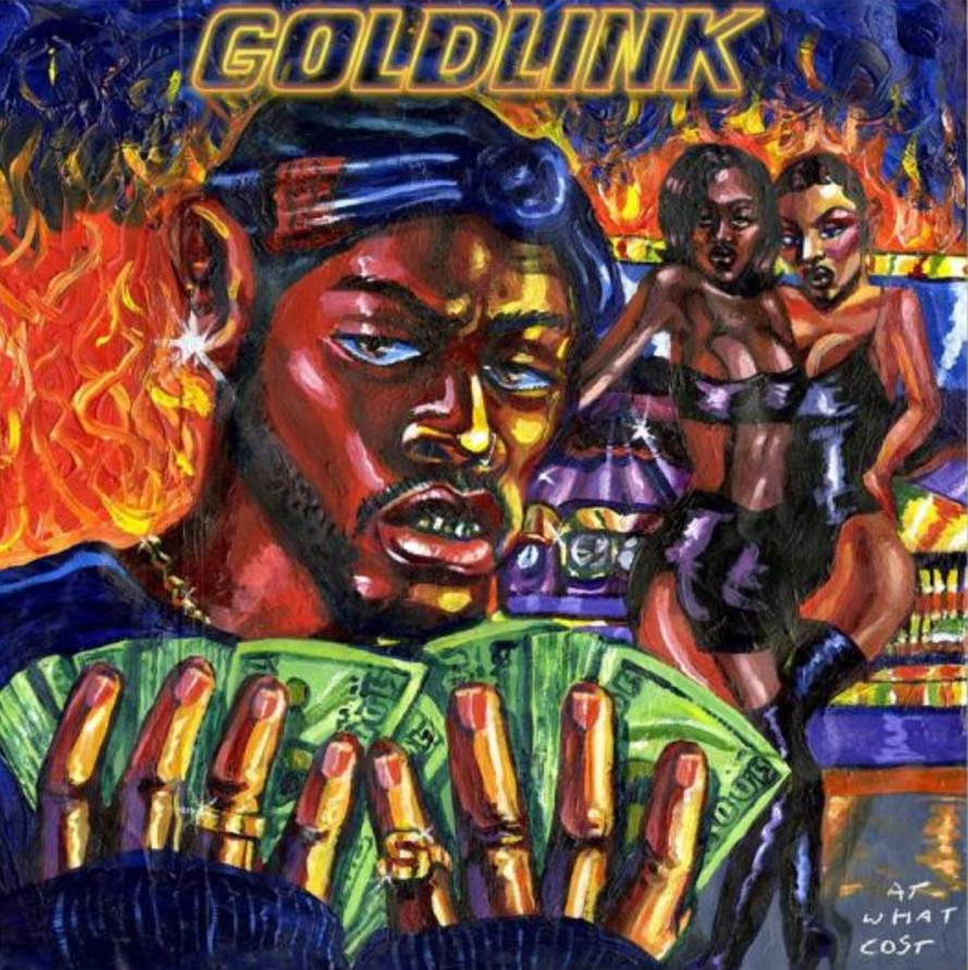 DMV‰'s Golden Boy: GoldLink Releases 'At What Cost'