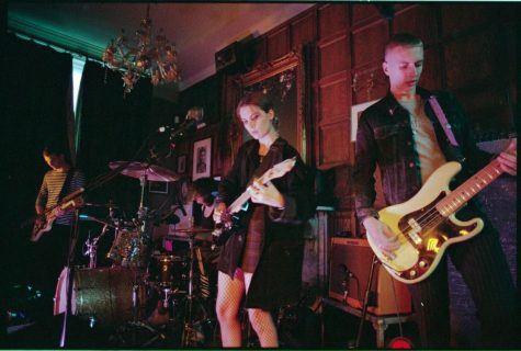 """Now Spinning: Wolf Alice's """"Visions of a Life"""""""