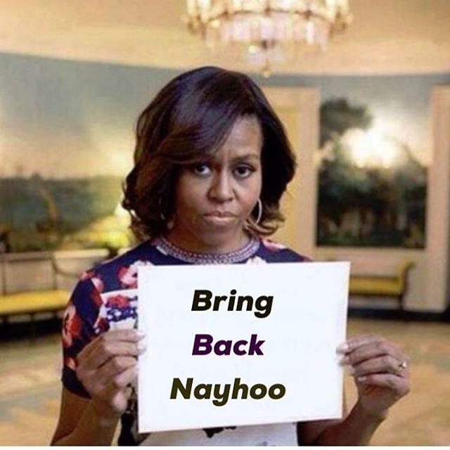 Why Nayhoo?