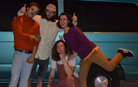 """An Interview with Peach Pit, Part I: Murdering the Beatles, Mapo Tofu, and """"Daddy ::)‰Û"""
