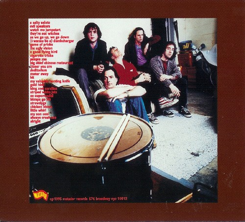 I Never Asked for the Truth, But You Showed It to Me: A Review of Guided By Voices‰' Alien Lanes, Pt.2