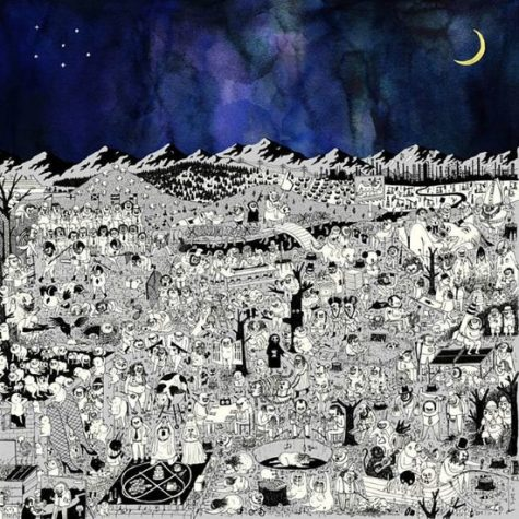 "WVAU's #10 SOTY: ""Pure Comedy‰"" by Father John Misty"