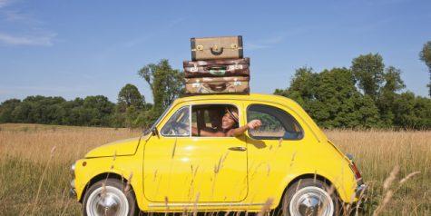 The Nostalgic Road Trip