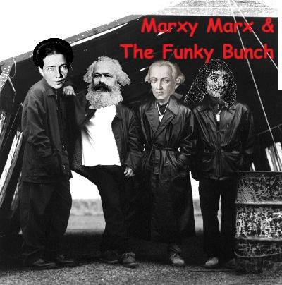 Marxy Marx and the Funky Bunch w/ Laura Neumayer
