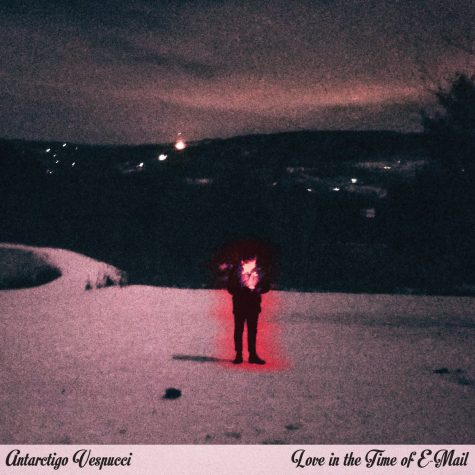 REVIEW: Antarctigo Vespucci – Love in the Time of E-mail