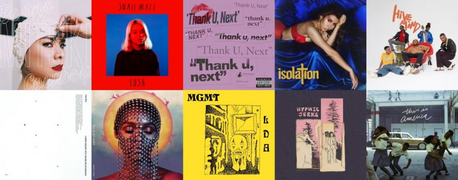 WVAU's 2018 Songs of the Year