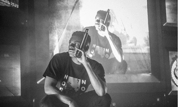 Photo from Vince Staples' Instagram.
