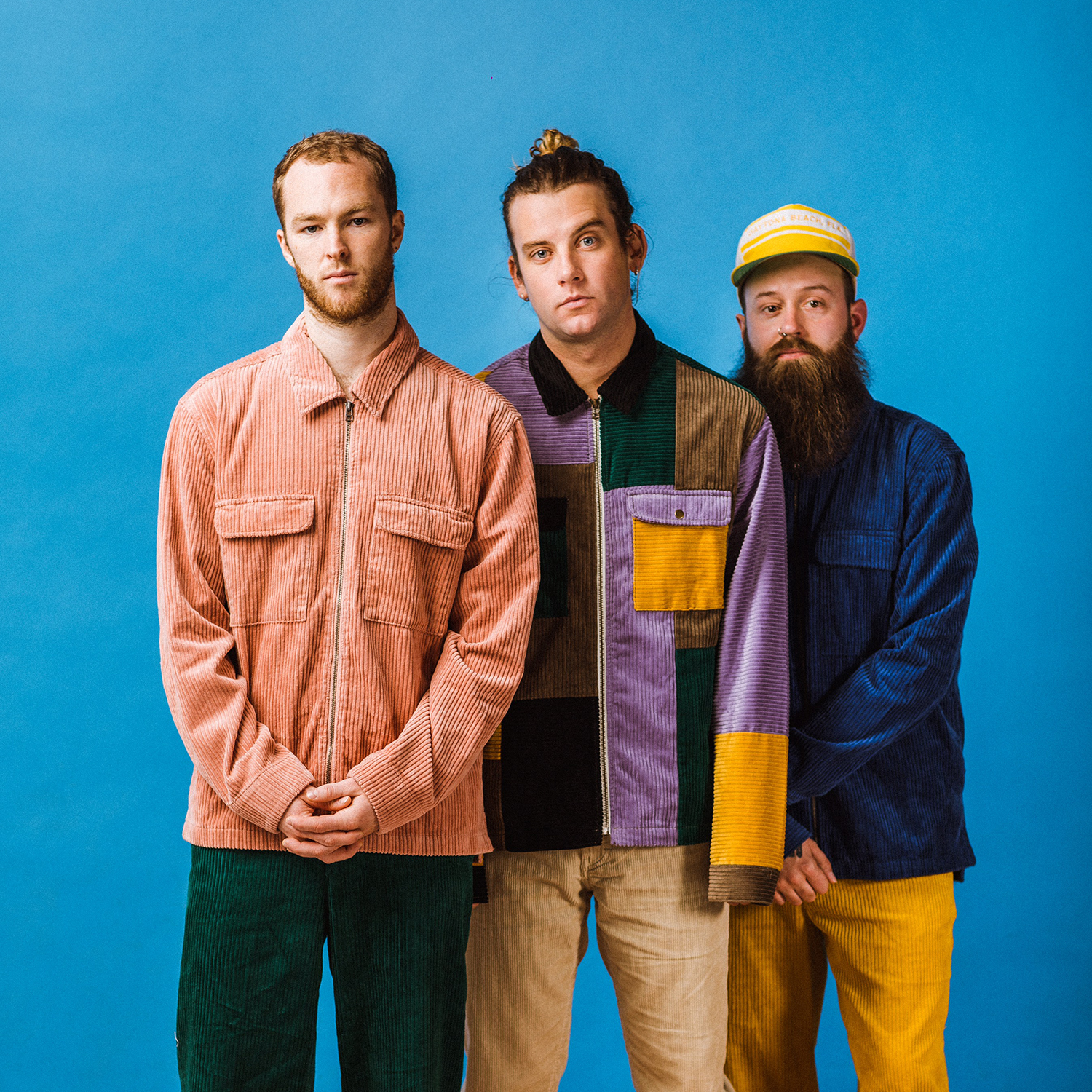 Judah & the Lion Image Credit: Connor and Rachel Dwyer