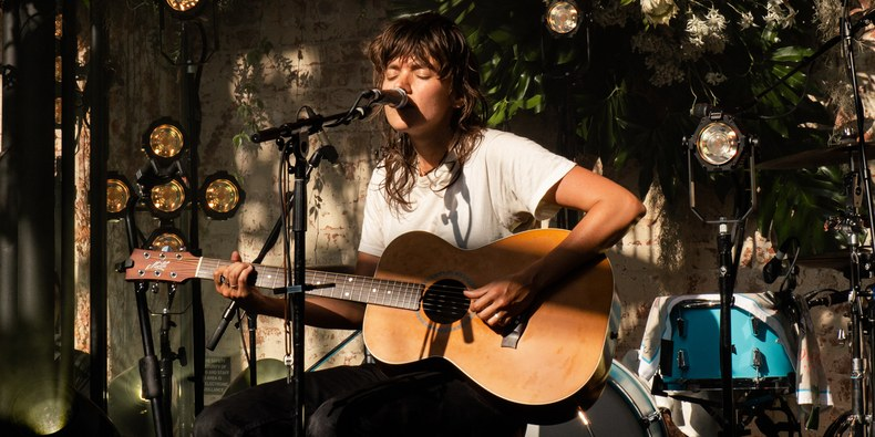 Courtney Barnett Unplugged