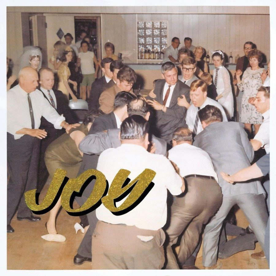 Joy as An Act of Resistance album cover