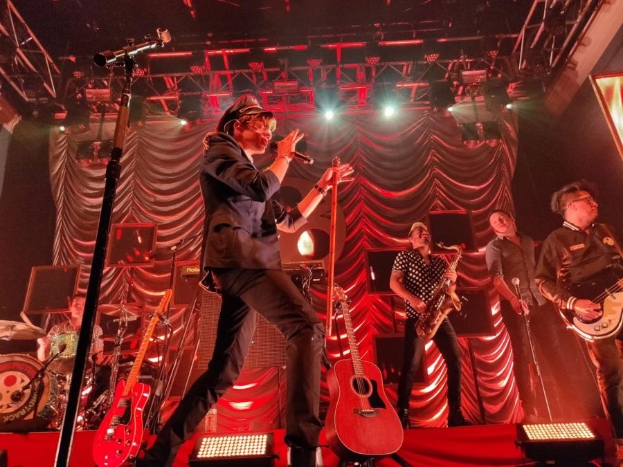 The Motion Picture Show: The Saint Motel Live Movie