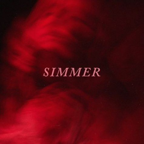 "Hayley Williams ""Simmer"" album art"