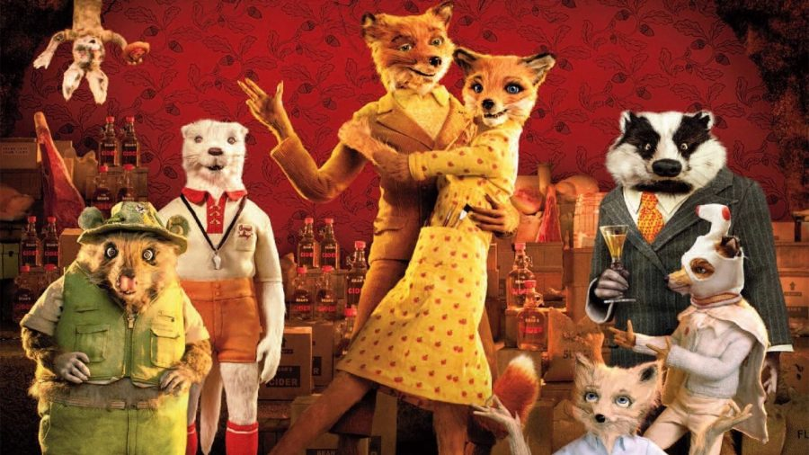 "Headphoning it In: ""Fantastic Mr. Fox"" Reimagined"