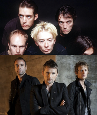 Respect the Classics: Radiohead and Muse