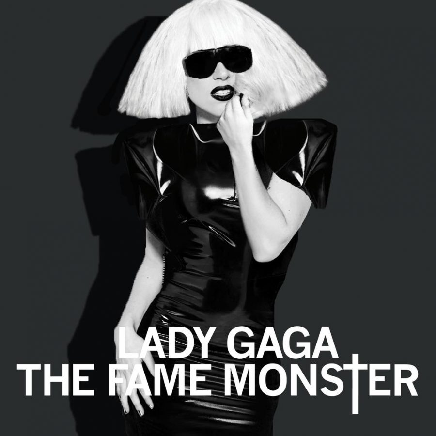 The Fame Monster Album Cover