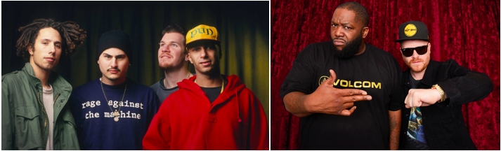 Respect the Classics: Rage Against the Machine and Run the Jewels