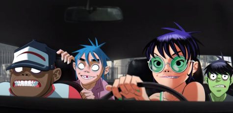 Gorillaz The Valley of the Pagans Music Video. Source: NME